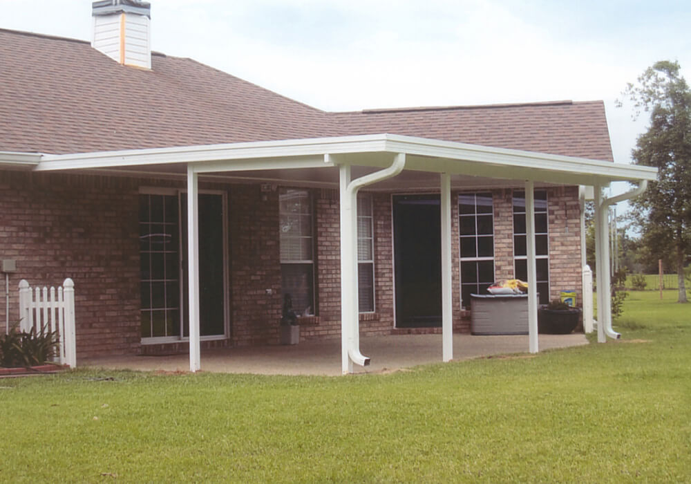 Baton Rouge Patio Covers - Awnings, Carports, Sunrooms ...
