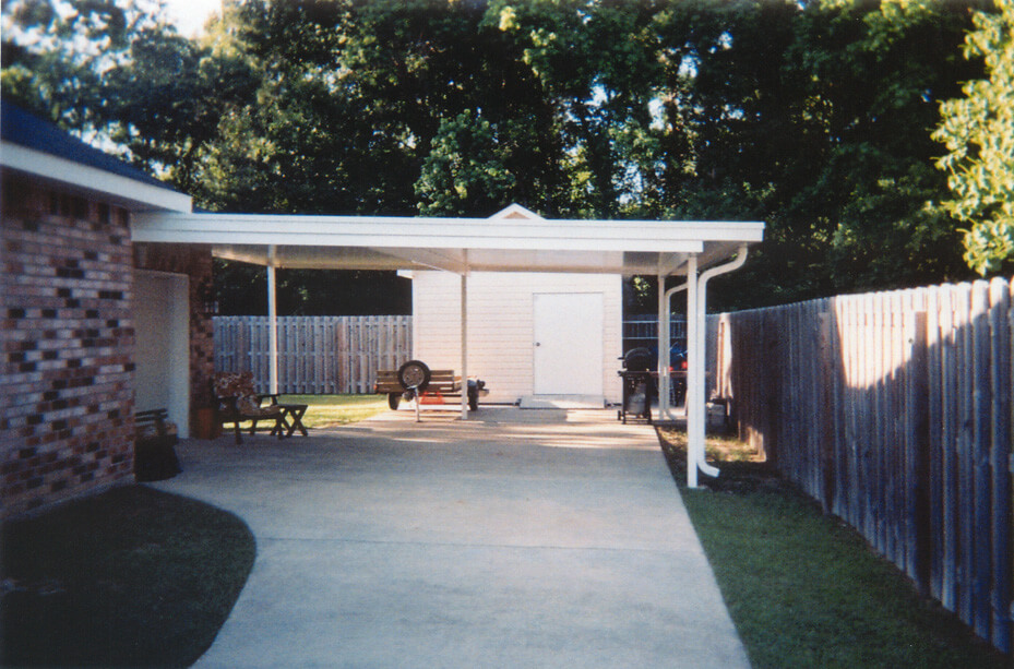 Baton Rouge Patio Covers Carports