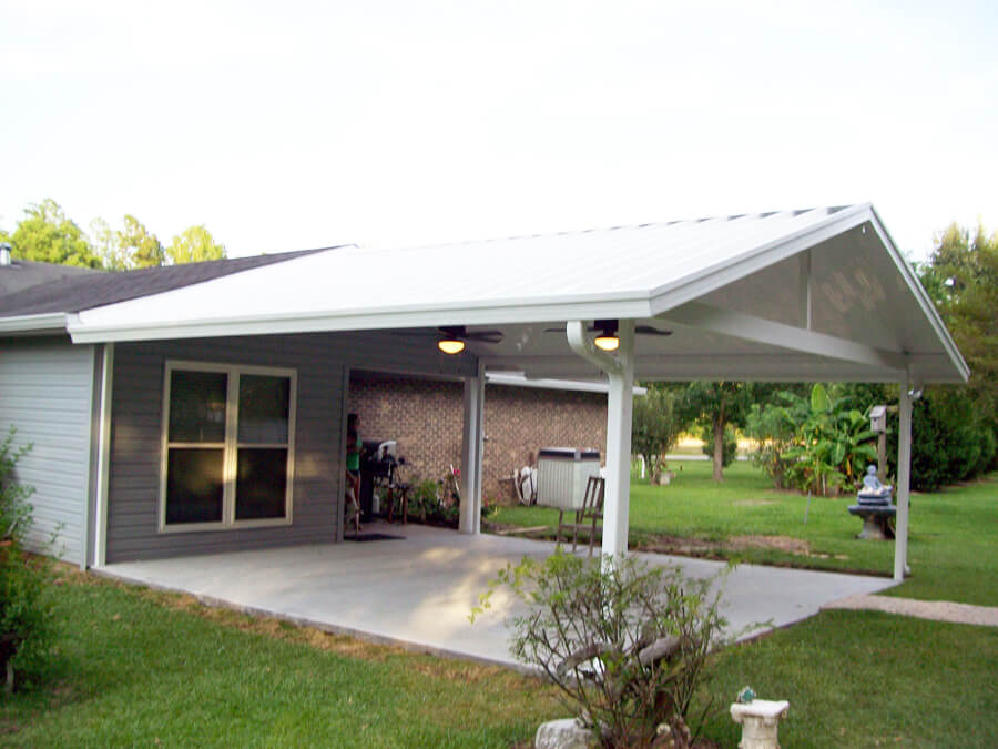 Baton Rouge Patio Covers Patio Covers Amp Patio Awnings