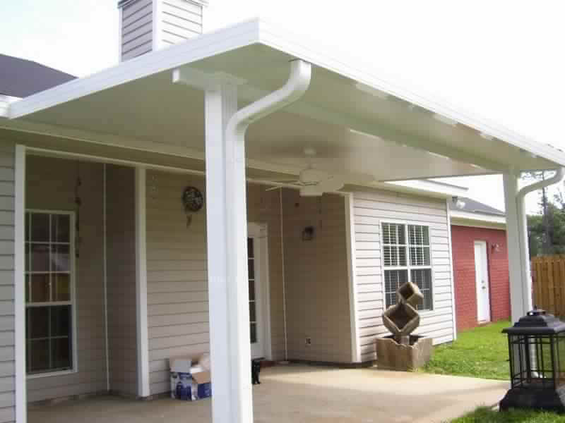 Baton Rouge Patio Covers Awnings Carports Sunrooms
